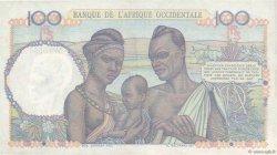 100 Francs AFRIQUE OCCIDENTALE FRANÇAISE (1895-1958)  1950 P.40 pr.NEUF