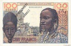 100 Francs AFRIQUE OCCIDENTALE FRANÇAISE (1895-1958)  1955 P.46s pr.NEUF