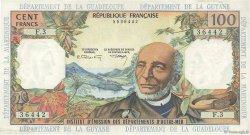 100 Francs ANTILLES FRANÇAISES  1964 P.10b SUP
