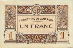 1 Franc CAMEROUN  1922 P.05 SUP