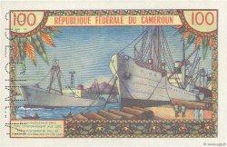 100 Francs CAMEROUN  1962 P.10s pr.NEUF