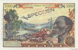 5000 Francs CONGO  1963 P.06Cs pr.NEUF