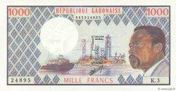 1000 Francs GABON  1978 P.03b NEUF