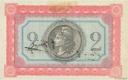 2 Francs GUYANE  1917 P.06 SUP+