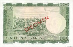 500 Francs MALI  1960 P.08s pr.NEUF
