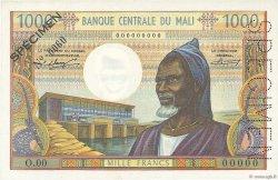 1000 Francs MALI  1970 P.13s SPL+
