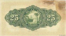 25 Francs MARTINIQUE  1943 P.17 TTB+