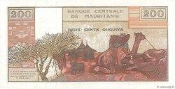 200 Ouguiya MAURITANIE  1973 P.02s pr.NEUF