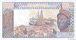 5000 Francs NIGER  1977 P.608HdS NEUF