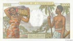 1000 Francs type 1938 NOUVELLE CALÉDONIE  1963 P.43d pr.SPL