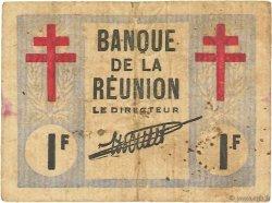 1 Franc ÎLE DE LA RÉUNION  1943 P.34 TB+