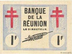 1 Franc ÎLE DE LA RÉUNION  1943 P.34 pr.NEUF