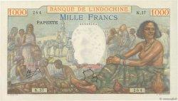 1000 Francs TAHITI  1953 P.15b pr.NEUF
