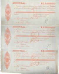 Francs FRANCE régionalisme et divers BAHIA (BRÉSIL) 1870 DOC.Lettre TTB