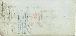 1379,29 Francs FRANCE régionalisme et divers Angers 1890 DOC.Mandat TTB
