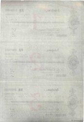 (B.P.) FRANCE régionalisme et divers Yokohama (Japon) 1866 DOC.Lettre TTB