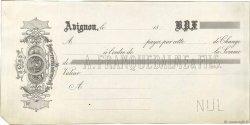 Francs FRANCE régionalisme et divers Avignon 1850 DOC.Lettre SUP