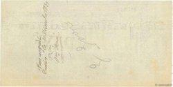 3000 Francs FRANCE régionalisme et divers Dinan 1931 DOC.Chèque TTB