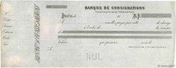 Francs FRANCE régionalisme et divers Paris 1881 DOC.Lettre SUP
