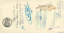 32515,50 Francs FRANCE régionalisme et divers Mazamet 1930 DOC.Chèque SUP