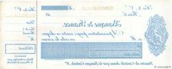 Francs FRANCE régionalisme et divers PARIS 1875 DOC.Chèque SUP