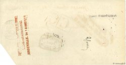 80000 Francs FRANCE régionalisme et divers PARIS 1924 DOC.Chèque TTB