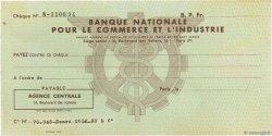 Francs FRANCE régionalisme et divers Paris 1930 DOC.Chèque SUP