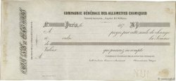 Francs FRANCE régionalisme et divers Paris 1870 DOC.Lettre TTB