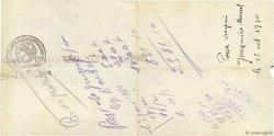 4674 Francs FRANCE régionalisme et divers CHAMONIX 1930 DOC.Chèque TTB
