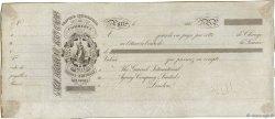 Francs FRANCE régionalisme et divers PARIS 1860 DOC.Lettre TTB