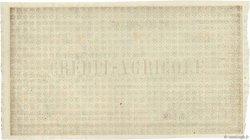 Francs FRANCE régionalisme et divers PARIS 1871 DOC.Reçu SUP