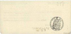 Francs FRANCE régionalisme et divers PARIS 1933 DOC.Chèque SUP