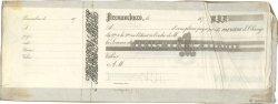 Francs FRANCE régionalisme et divers PERNAMBUCO (BRÉSIL) 1873 DOC.Lettre TB