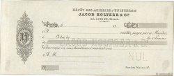 Francs FRANCE régionalisme et divers PARIS 1860 DOC.Mandat SUP