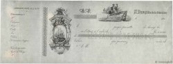 Francs FRANCE régionalisme et divers Saint-Denis 1860 DOC.Lettre TTB