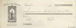 Francs FRANCE régionalisme et divers LAVAL 1902 DOC.Mandat SUP