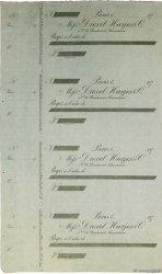 Francs FRANCE régionalisme et divers Paris 1872 DOC.Chèque TTB