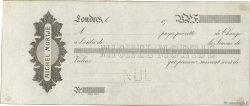 Francs FRANCE régionalisme et divers LONDRES (GRANDE-BRETAGNE) 1870 DOC.Lettre SUP