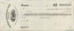 Francs FRANCE régionalisme et divers Grasse 1870 DOC.Lettre SUP