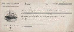 Francs FRANCE régionalisme et divers Paris 1900 DOC.Mandat SUP