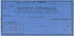Francs FRANCE régionalisme et divers Caen 1930 DOC.Chèque SUP