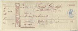 Francs FRANCE régionalisme et divers GAILLAC 1880 DOC.Chèque SUP