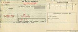 Francs FRANCE régionalisme et divers CAEN 1931 DOC.Chèque SUP