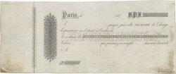 Francs FRANCE régionalisme et divers Paris 1870 DOC.Lettre TTB