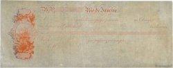 (B.P.) FRANCE régionalisme et divers RIO DE JANEIRO (BRÉSIL) 1862 DOC.Lettre TTB