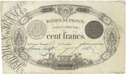100 Francs type 1848 FRANCE  1856 F.A25.01 pr.TTB