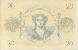 20 Francs type 1871 FRANCE  1873 F.A46.04 SUP+