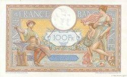 100 Francs LUC OLIVIER MERSON grands cartouches FRANCE  1937 F.24.16 pr.SPL