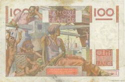 100 Francs JEUNE PAYSAN filigrane inversé FRANCE  1952 F.28bis.02 TB+