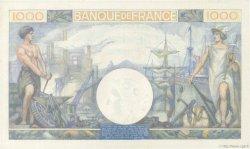 1000 Francs COMMERCE ET INDUSTRIE FRANCE  1944 F.39.10 pr.NEUF